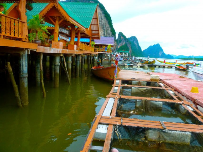 Sea Gypsy Village or Panyee Island, Thailand