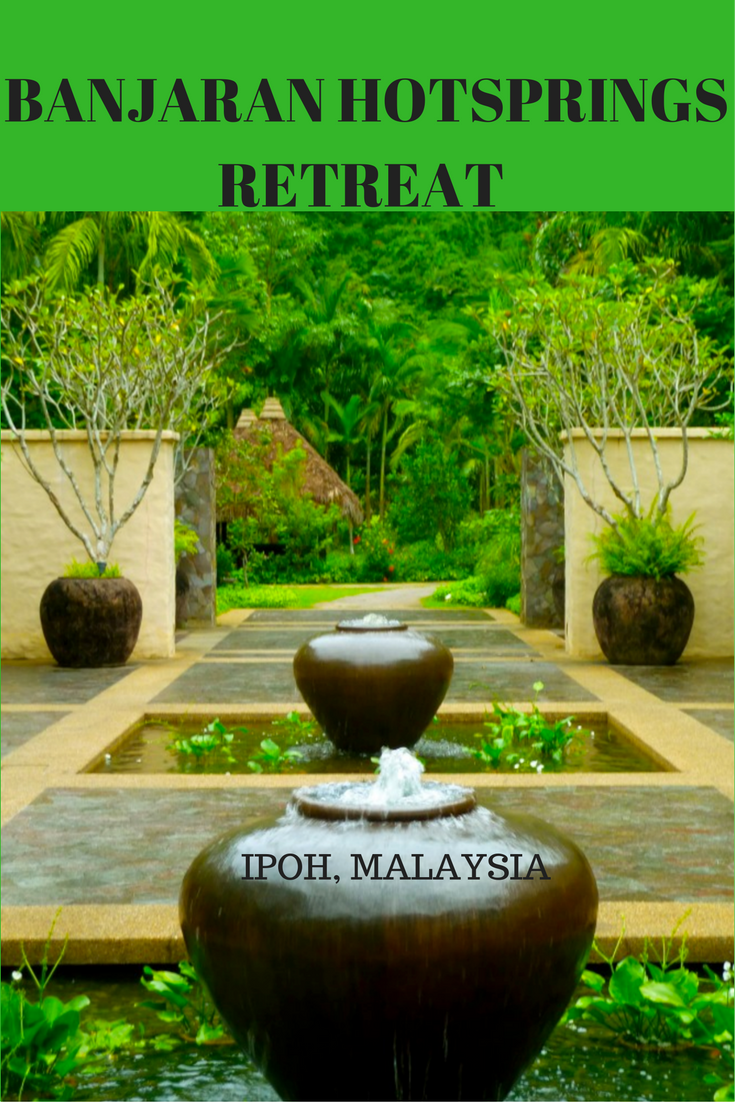 The Banjaran Hotsprings Retreat, Ipoh Malaysia, Pure luxury, cave hotel