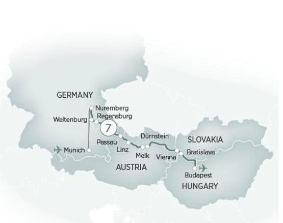 2015 Danube Delights, photo courtesy of Emerald Waterways