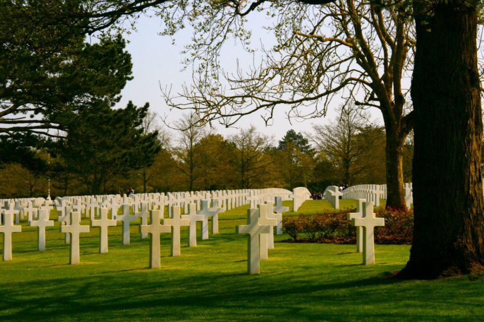 American Cemetery of Saint-Laurent