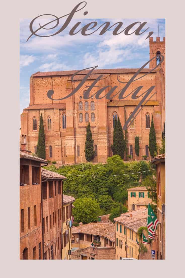 Contrade system, siena italy, Siena, Italy