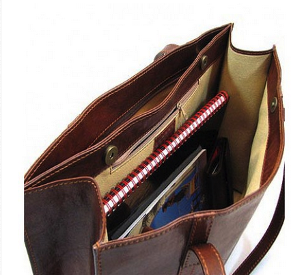 The Riviera Large Workbag by Maxwell Scott