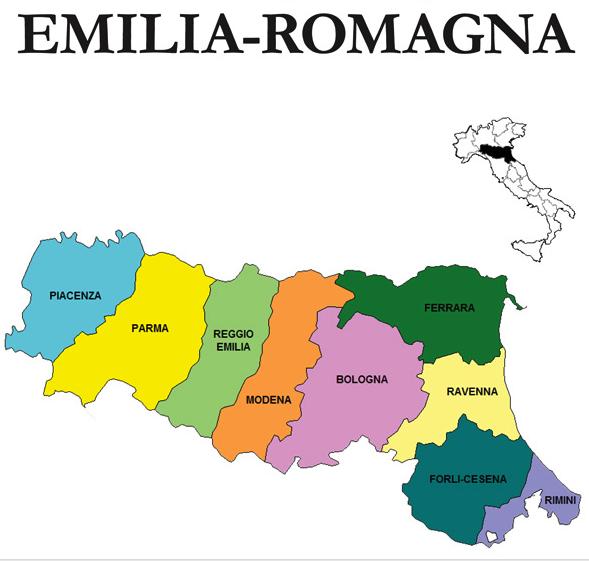 Emilia-Romagna, Italy