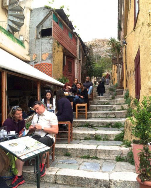 Plaka, Athen, Greece