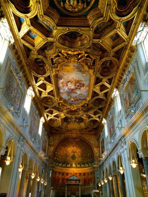 Basilica di San Clemente, Rome, Italy
