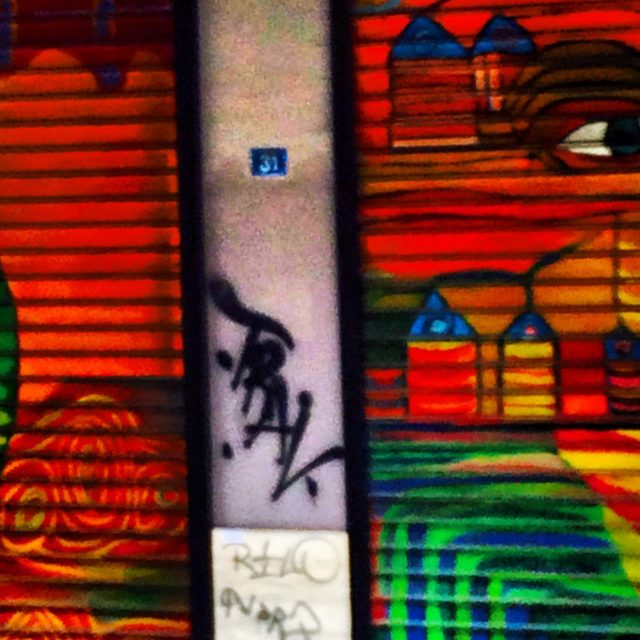 Athen, Greece graffiti