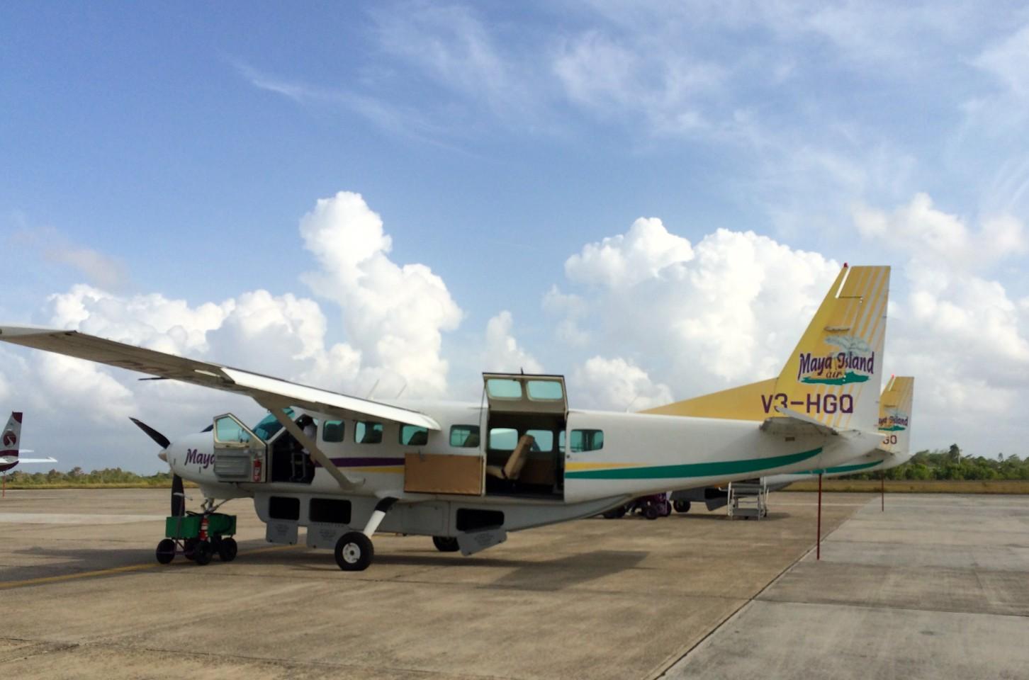 Maya Island Air