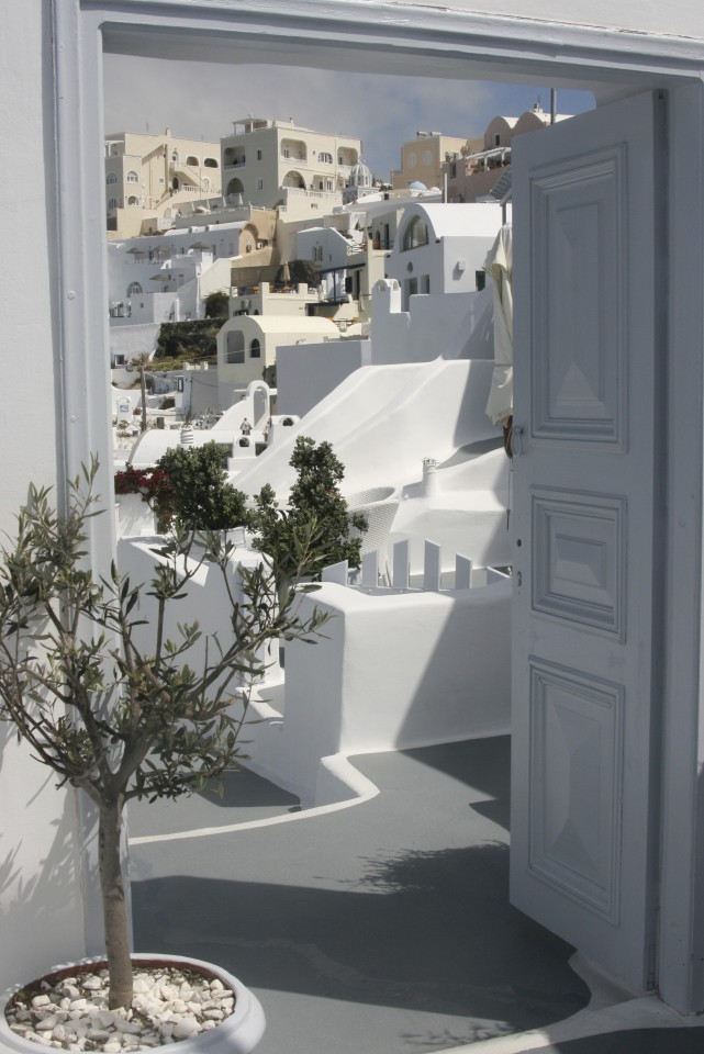DreamScience, Santorini, Greece