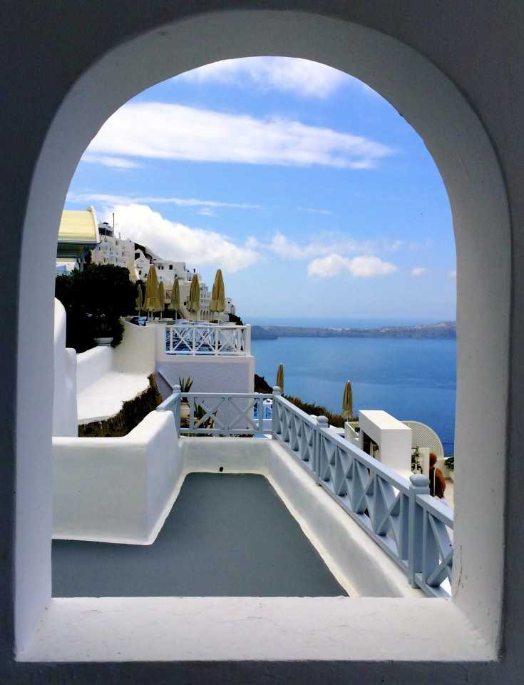 DreamScience,Santorini, Greece