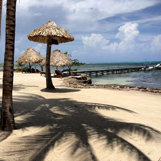 Belize Beaches: Xanadu Island Resort, Ambergris Caye, Belize