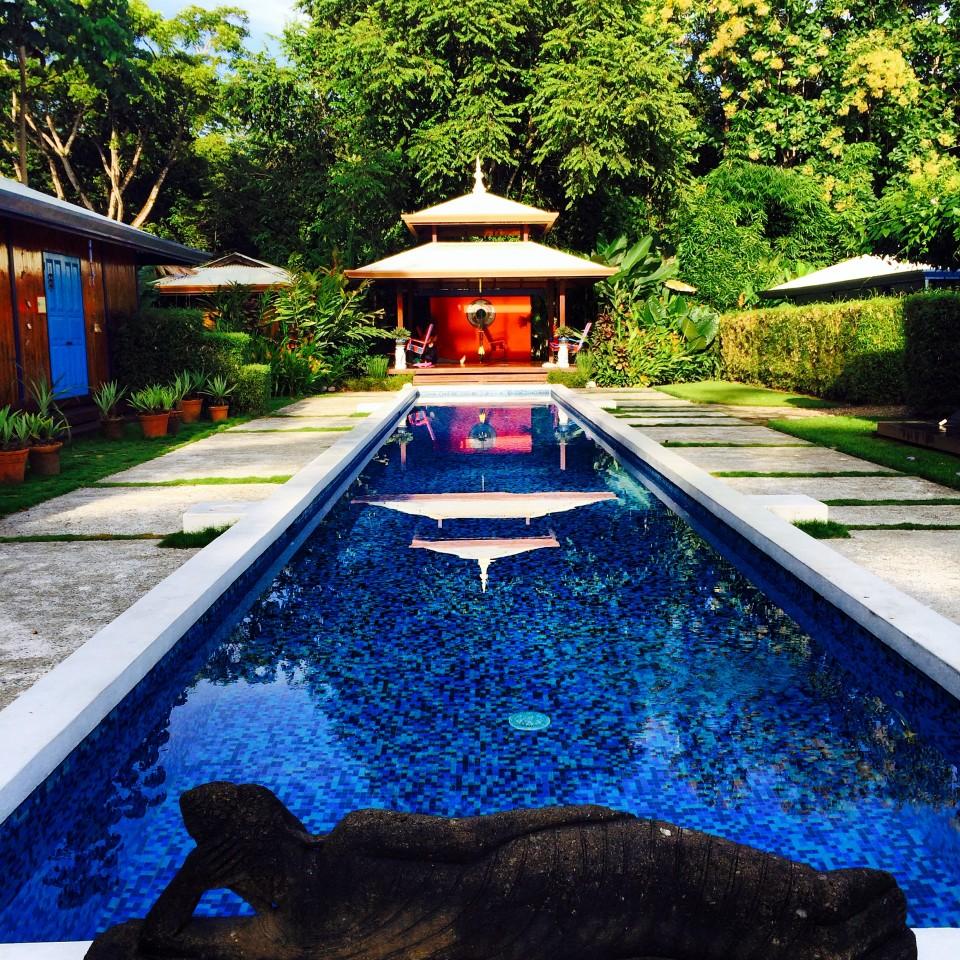 Blue Osa, Costa Rica