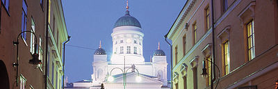 Helsinki, courtesy of VisitFinland.com