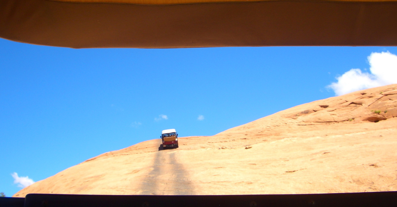 Near Arches National Park, Mohab, UT