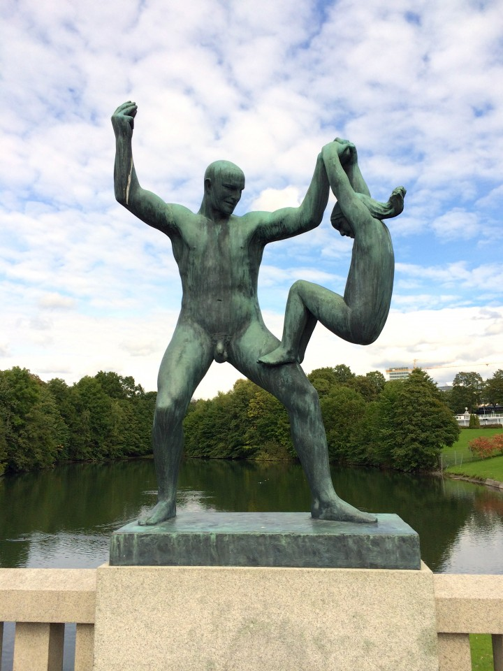 Vigeland Museum Park, Oslo, Norway, Spend a magical 48 Hours in Oslo, Norway!