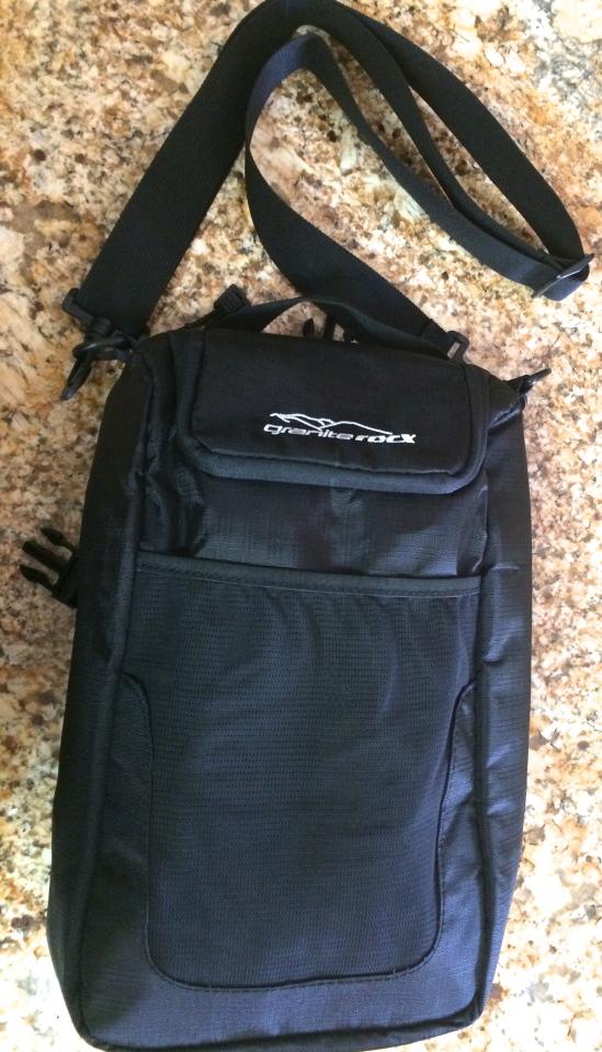 Granite Rocx Tahoe Backpack's cooler