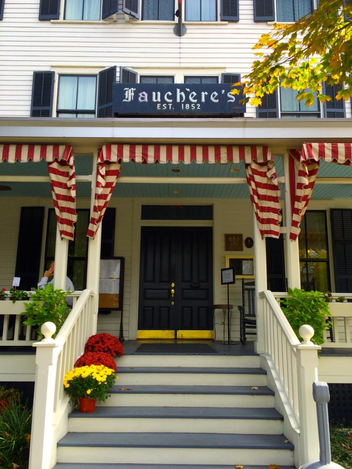 Hotel Fauchere, Milford, PA, USA, Milford PA Hotels -Hotel Fauchere