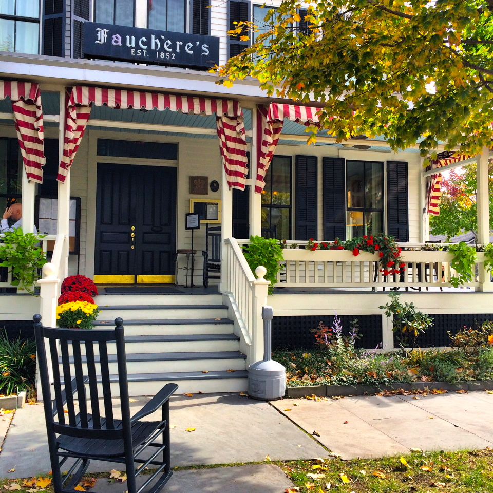 Hotel Fauchere, Milford, PA, Milford PA Hotels -Hotel Fauchere