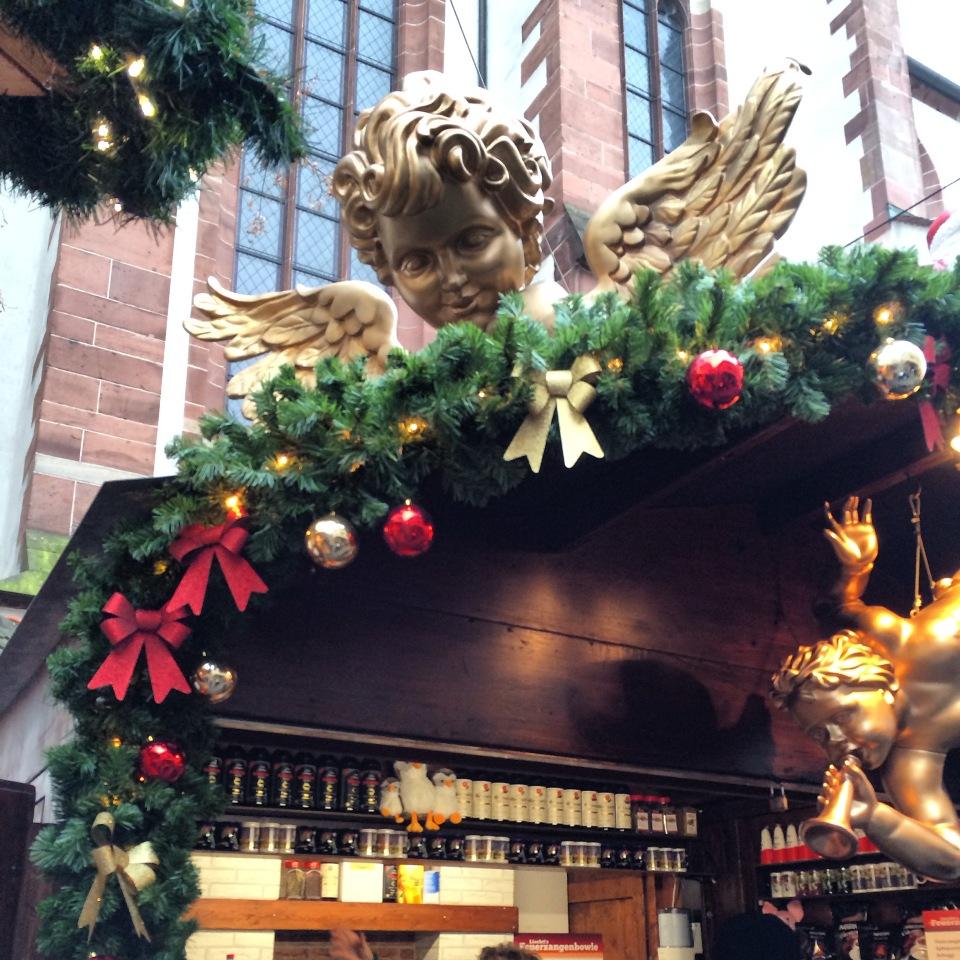 Basel, Switzerland Christmas Market