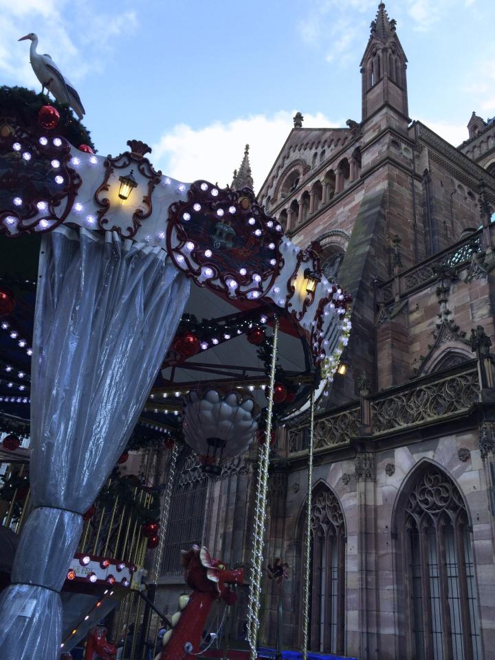 Strasbourg, France Cathedral