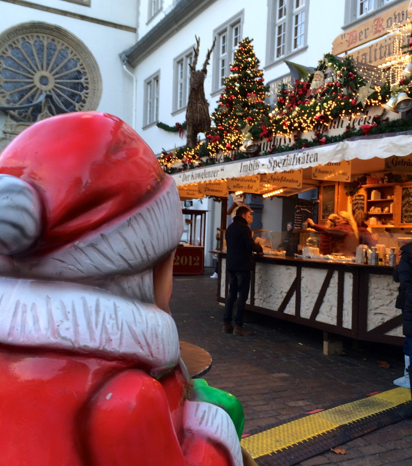 Koblenz, Germany Christmas Market