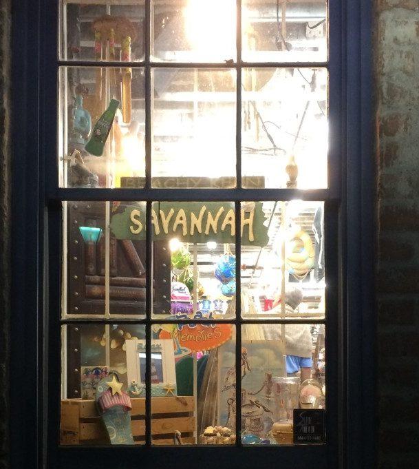 Window Shopping in Savannah, Georgia, Things to do in Savannah GA