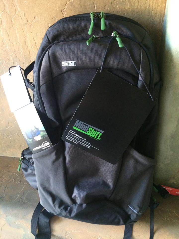 MindShift 's Rotational 180 Take Away Backpack