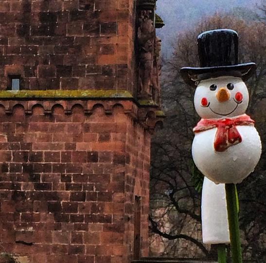 Heidelberg, Germany Christmas Markets
