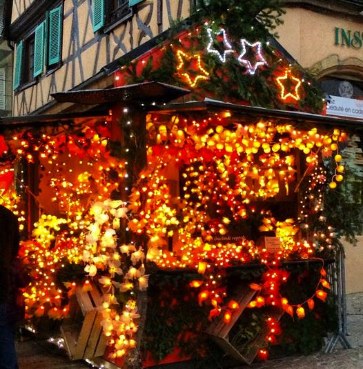 Colmar, France  Christmas Market