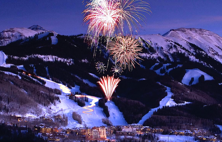 Telluride, CO, photo courtesy of Telluride Ski Resort