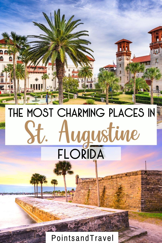 Kitschy Florida Roadside Attractions: St Augustine, FL