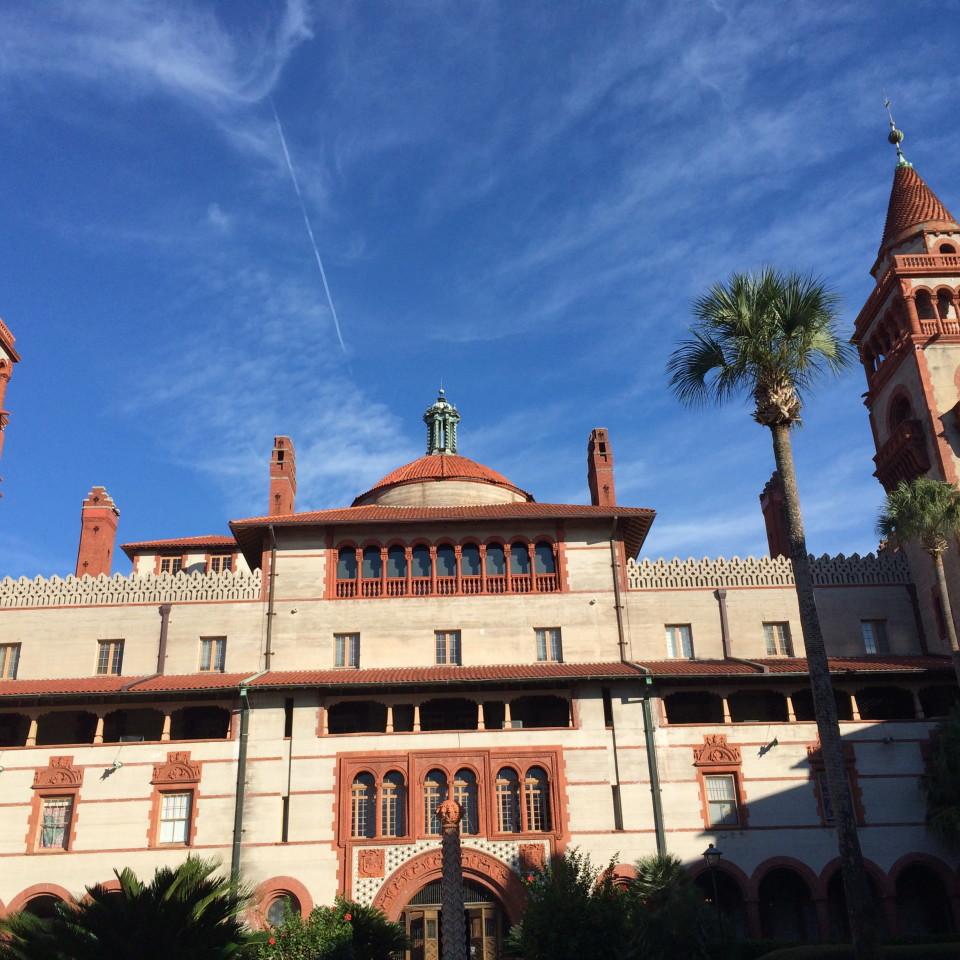 Flagler College St Augustine FL