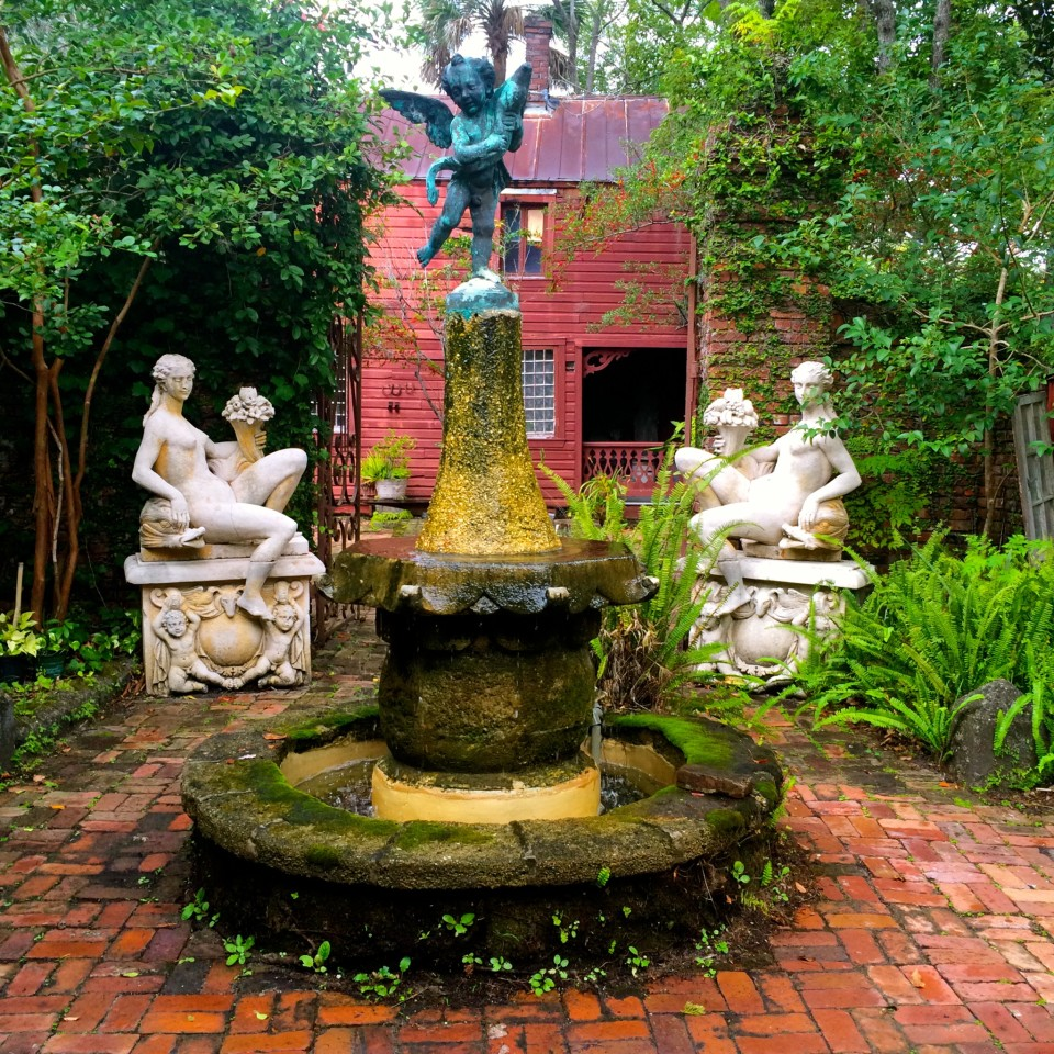 The Charming Side Of St Augustine Fl