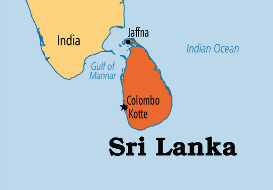 Sri Lanka Map, Elephant Safari, Elephant Safari Park