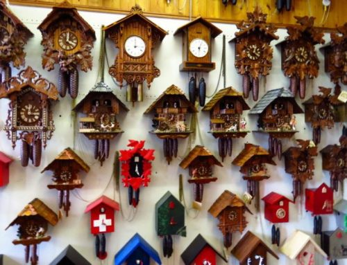 Cuckoo Clock Sound: From the Black Forest, Germany