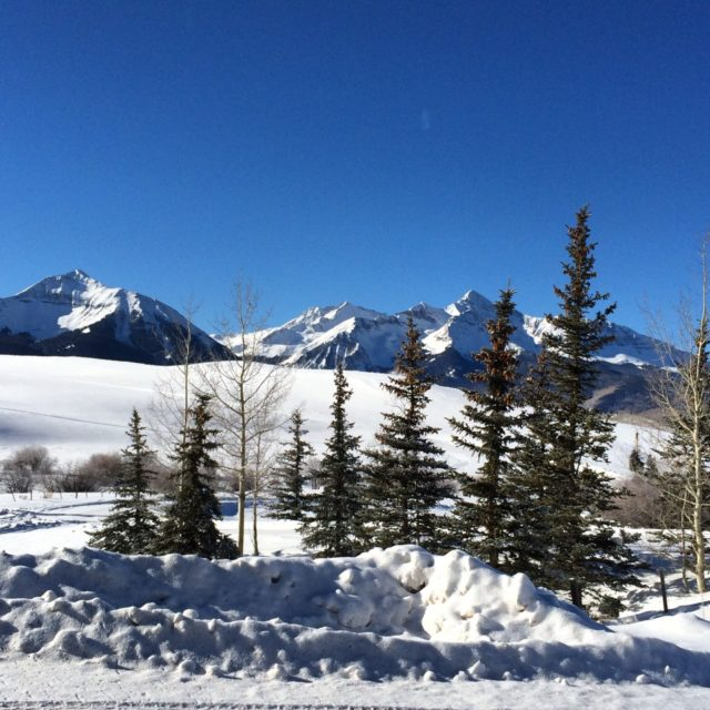 Eco Friendly Things to Do in Telluride Colorado
