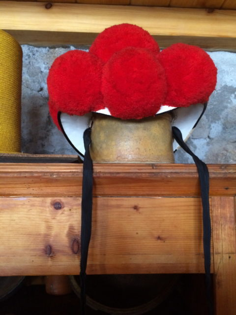 Black Forest Germany S Traditional Bollenhut Hat