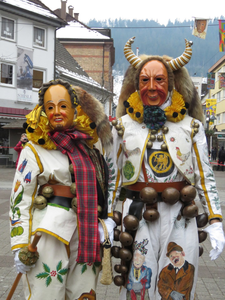 Guide to celebrating Carnival in Schramberg, Germany