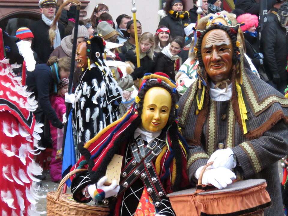 Carnival - Enchanting creatures lurking in the Black Forest