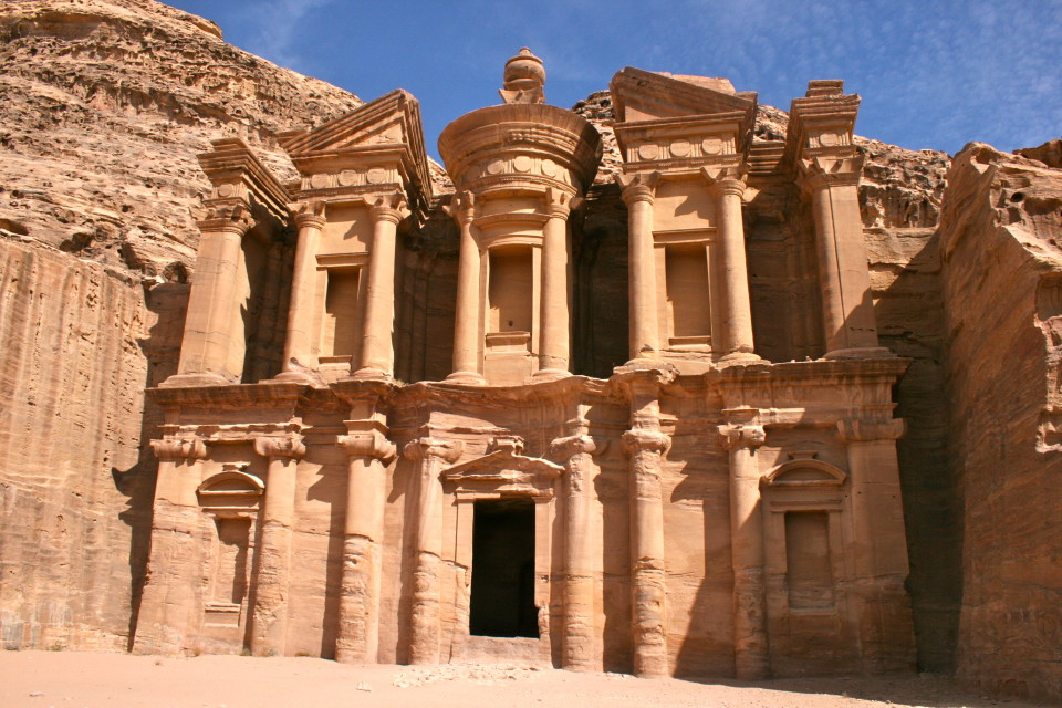 And I am off to Jordan: Petra, Jordan