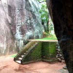 An ancient city in Sri Lanka:  Sigiriya
