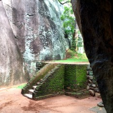 Sri Lanka's ancient city: Sigiriya