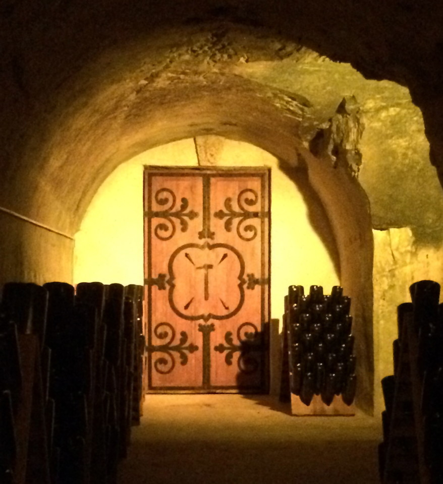 Explore the Champagne Houses in Reims: Veuve Clicquot