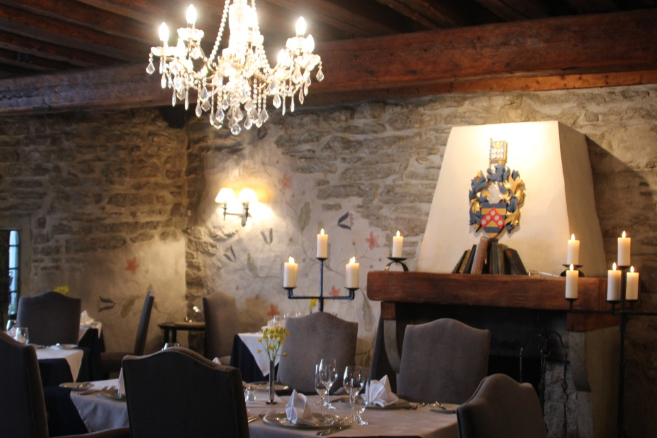 A Medieval Gem: Schlossle Hotel – Tallinn, Estonia