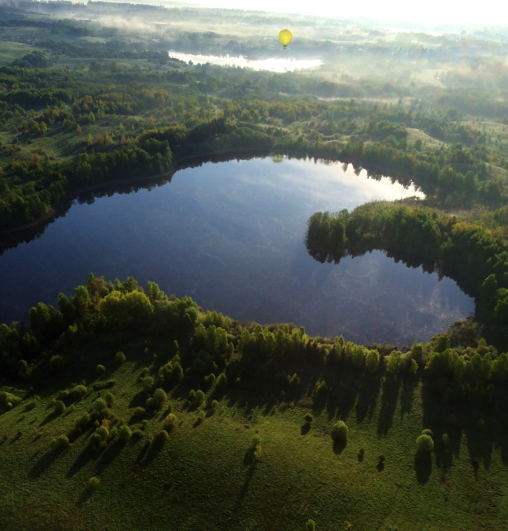 Baptized by Earth, Fire, and Wine in Lithuania