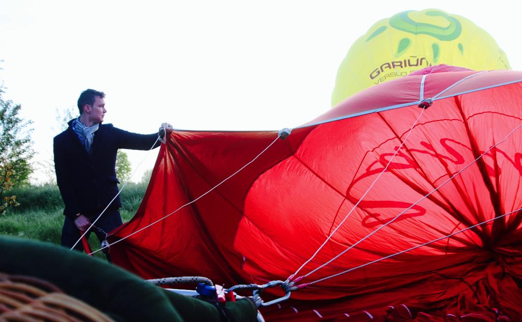 Trakai Island Castle, Balloon Flights, vilnius trakai