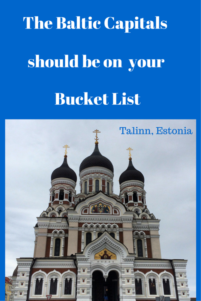 Time in Tallinn, Talon Guide, one day in Tallinn, Estonian Food