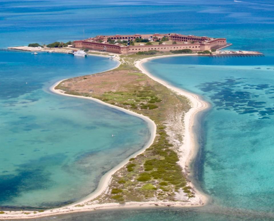 Fort Jefferson, dry tortugas National Park, #FortJefferson #DryTortugas #Florida