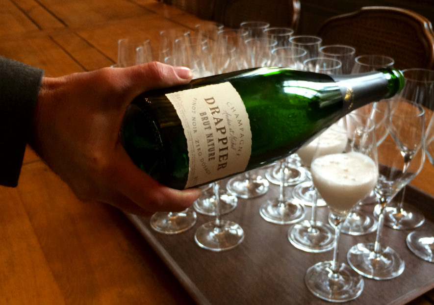Drappier Champagne, Urville, France, French Wine Regions