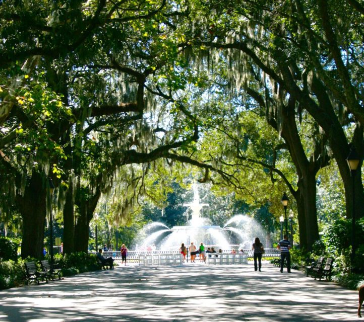 Romantic Things To Do in Savannah, GA