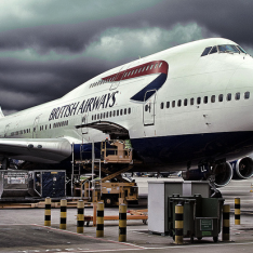 British Airways 100,000 Avios Visa Card
